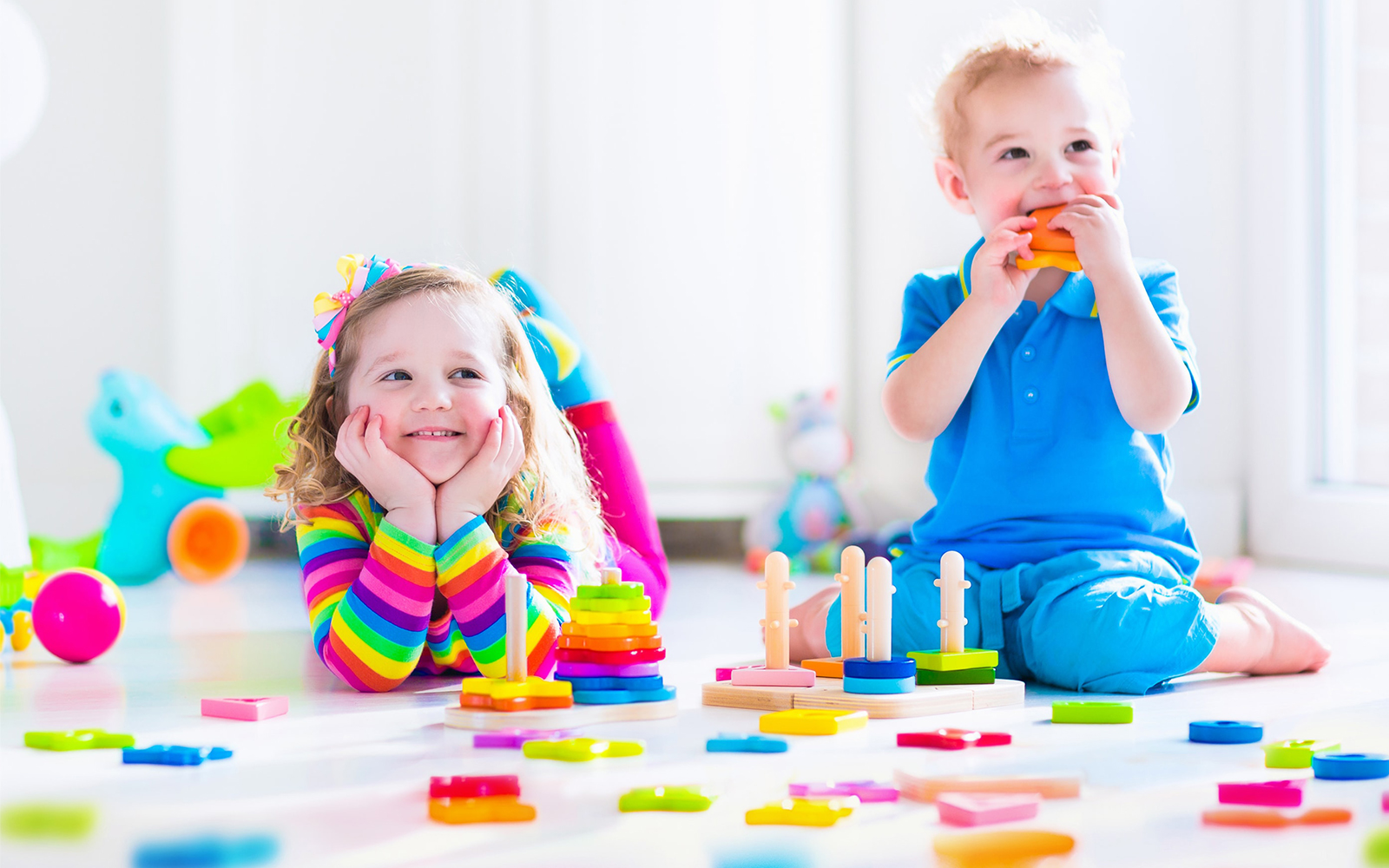 نقش مهم اسباب بازی در زندگی و آینده کودکان
